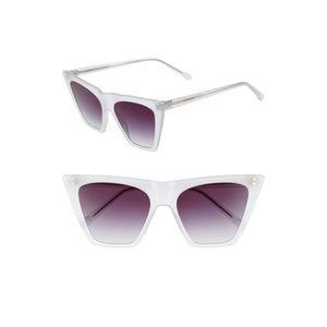Colors In Optics Metropolitan Flat Top Sunglasses